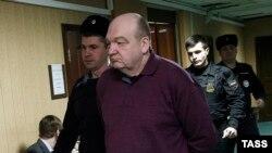 Александр Реймер в суде