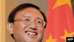 Chinese Foreign Minister Yang Jiechi