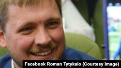 Роман Титикало, правник