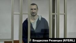 Евгений Каракашев в суде в Ростове-на-Дону, март 2019 года