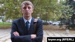 Олексій Ладін, адвокат