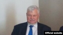 Личный представитель действующего председателя ОБСЕ, посол Анджей Каспшик (архив)