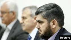 Mohamed Alloush