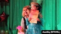 5 яшьлек Камилла Тимирбаева (Казакъстан, Семей шәһәре)