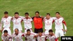 "Tajikistan - AFC President's Cub semifinal match between ""Regar"" TadAZ - WAPDA, Tursunzoda, 25Sep2009"