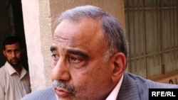 نائب رئيس الجمهورية المسقيل عادل عبد المهدي
