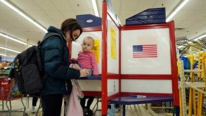 Amerika na biralištima