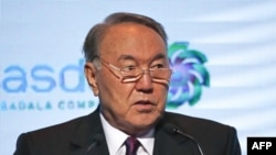 Presidenti kazak, Nursultan Nazarbaev