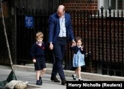 Принц Уильям, глава английской Футбольной ассоциации, не поедет в Россию. Он предпочел остаться дома с детьми