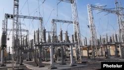 Электрораспределительная станция в Армении