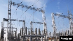 Armenia -- A power distribution facility.