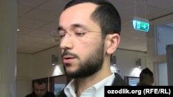 Довудхон Назаров, сын узбекского имама Обидхона-кори Назарова.