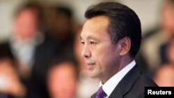 Сауат Мыңбаев. Астана, 7 қыркүйек 2013 жыл.