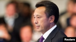 Сауат Мынбаев, председатель правления национальной компании «КазМунайГаз».