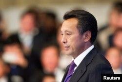 Председатель правления компании «КазМунайГаз» Сауат Мынбаев.