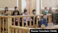 Судебный процесс с участием присяжных заседателей