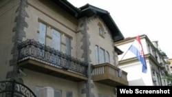Ambasada Hrvatske u Beogradu