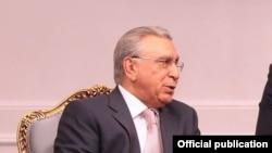 Руководитель Администрации президента Азербайджана Рамиз Мехтиев, 2013