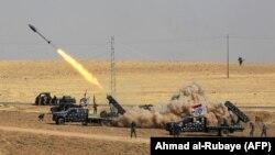 Iračke operacije protiv Pešmergi u Kurdistanu 26. oktobra 2017.