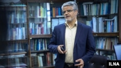Security officers reportedly arrived to arrest Mahmud Sadeghi at his home in Tehran on November 27. Sadeghi is said to have defied the officers while colleagues and activists came to his defense and gathered outside his home. (file photo)