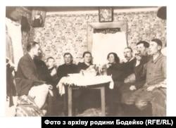 Останнє Різдво в українській родині перед виселенням із Хомла у 1946 році