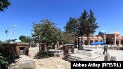 Святилище «Имамзаде» в Гяндже