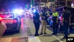 Polisiýa ofiserleriniň oka tutulmagynyň yzýany, Dallas, 7-nji iýul, 2016