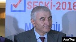 MSK sədri Məzahir Pənahov