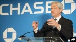 JPMorgan Chase & Co. şirkətinin rəhbəri Jamie Dimon