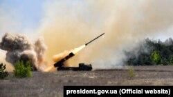 Rachetă ucraineană Vilha testată cu succes.