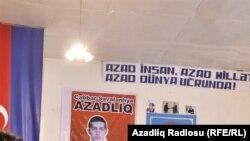 Müxalifətçi gənclərin toplantısı, Bakı, 5 mart 2011