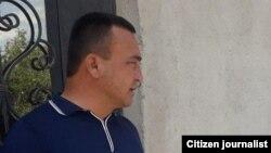 Бывший заместитель хокима Яккабагского района Мансур Туймаев.