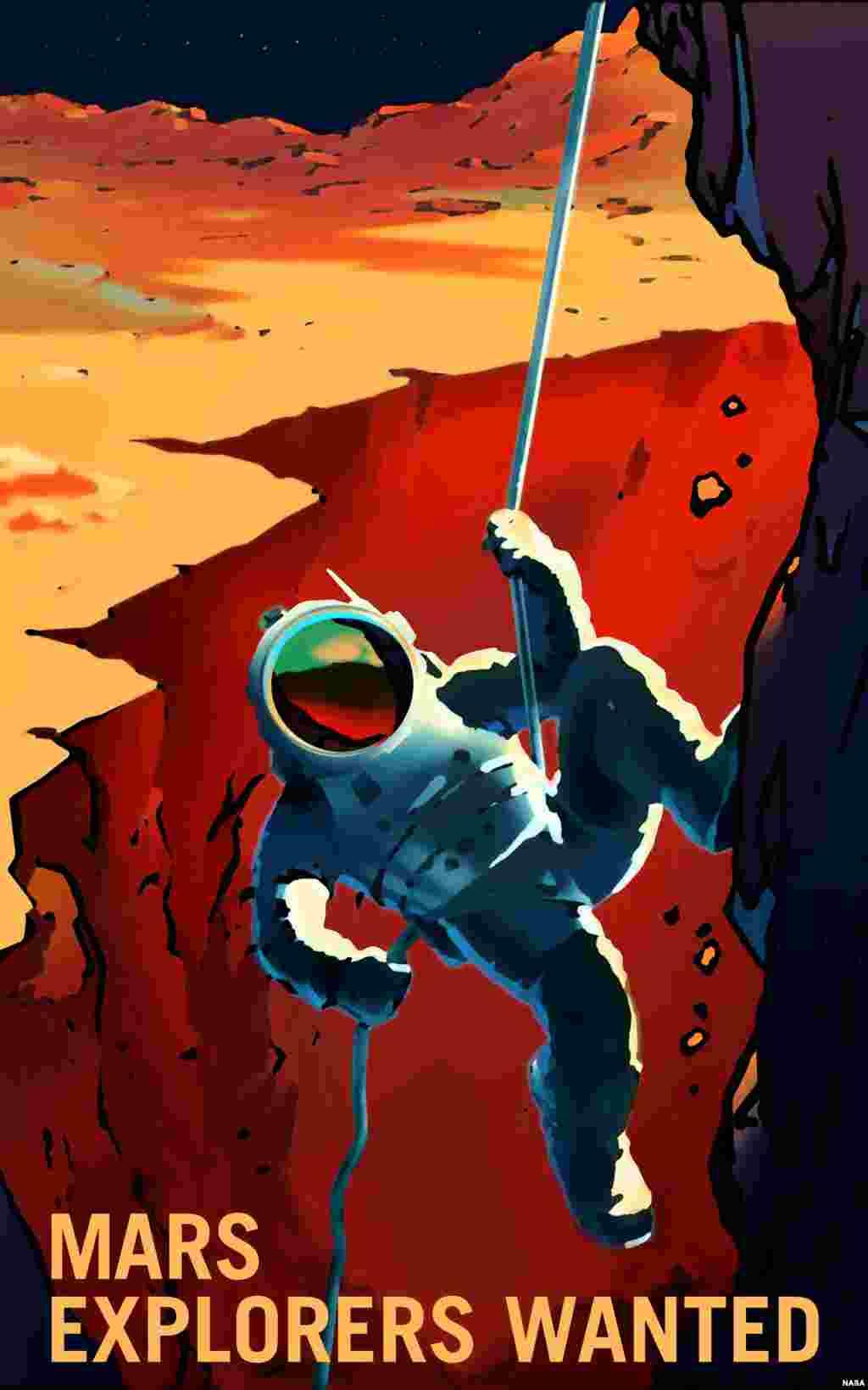اکتشاف در مریخ
