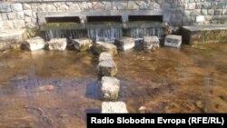 Биљанини извори во Охрид