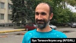 Активіст Марлен Мустафаєв вийшов на свободу після 12 діб адмінарешту 16 вересня 2018 рік