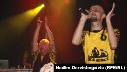 Dubioza kolektiv: Koncert u Pragu