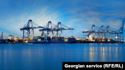 Анаклія, порт у Грузії