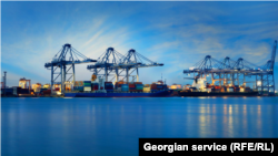 Проект глубоководного порта Анаклия