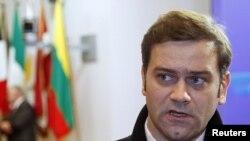 Kreu i delegacionit serb në bisedimet me Kosovën, Borisllav Stefanoviq.
