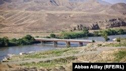 Հայ-իրանական սահման, Արաքս գետ