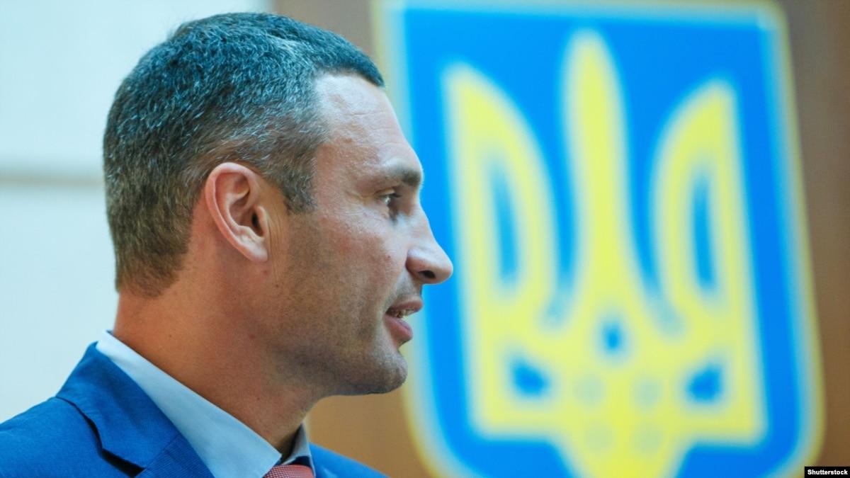Виталий Кличко предлагает принять мэра Львова Садового на поруки