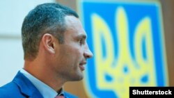 Kyiv Mayor Vitali Klitschko (file photo)