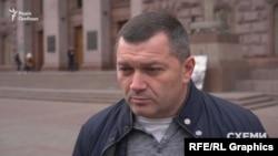 Про умови інвестиційного конкурсу журналістам розповів перший заступник голови КМДА Микола Поворозник