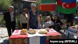 Aqyarda keçken milliy yemekler festivali