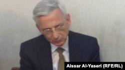 السفير الفرنسي في العراق مارك باريتي