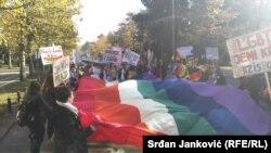 Parada e Krenarisë në Podgoricë