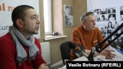 Vasile Ernu şi Petru Bogatu