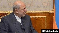 Министр энергетики Ирана Хамид Читчян.