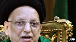 رئيس المجلس الأعلى الإسلامي العراقي عبد العزيز الحكيم
