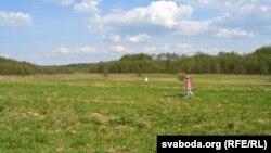 Куточак пад назвай Цудоўныя Ўзгоркі